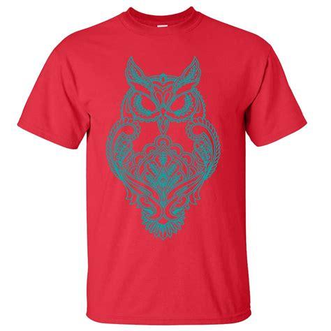 aqua color shirt mystical owl stencil aqua asst colors t shirt ebay