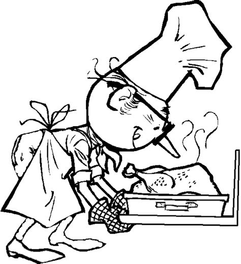 coloring pages of cooked turkey cooked turkey drawing cliparts co