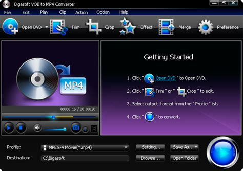 all format dvd player software download vob to mp4 converter to convert dvd vob to mp4 mpeg 4 h 264