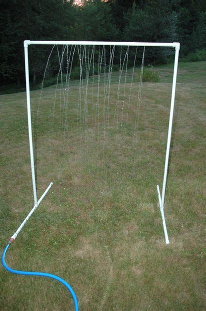 Pvc Sprinkler Water Toy | kreations done by hand simple diy pvc sprinkler