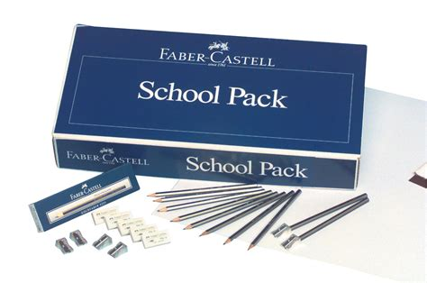 Faber Castell Pencil 2b Dozen 20170228 graphite pencil school pack school specialty marketplace