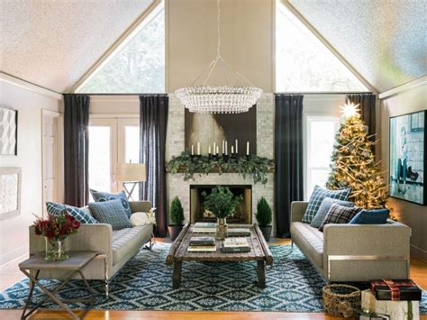 dec for christmashgtv how to create a modern look hgtv