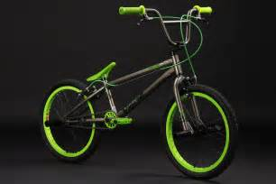 Bmx freestyle 20 twentyinch gris vert 4 pegs ks cycling ks cycling