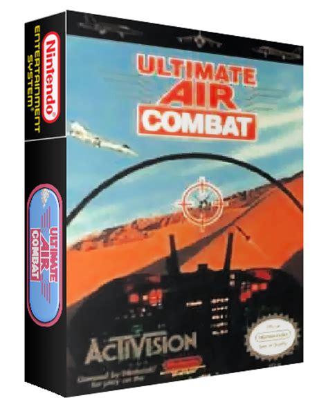 kaset nintendo nes usa ver ultimate air combat retro daze gameboxart site