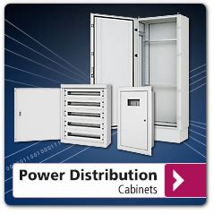 Power Distribution Cabinets by Data Cabinets Www Triton Cz