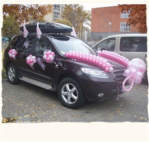 in car newborn s car balloon decoration car decoration