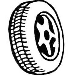 Truck Wheels Clipart Car Tire Clipart Clipart Suggest