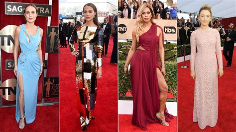 2008 Screen Actors Guild Awards The Carpet by Best Dressed On The Sag Awards 2016 Carpet Stylecaster