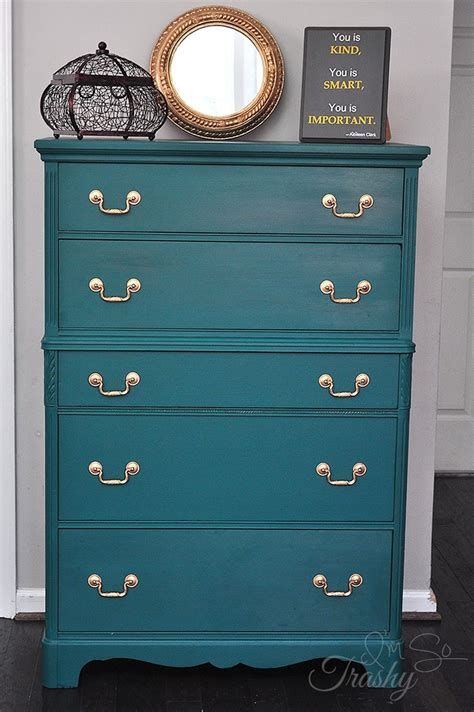 17 best ideas about painted chest on