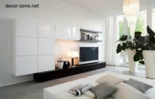 Decorating Wall Units Living Room Stylish Tv Wall Units For Living Room In Modern Style