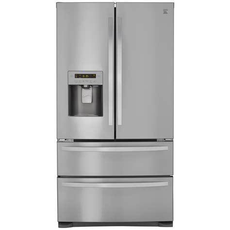 kenmore 72495 26 7 cu ft 4 door door refrigerator