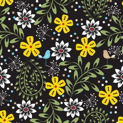backgrounds flowers lovely floral pattern ipad iphone