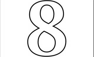 free number templates to print free coloring pages of template number 10