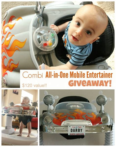 pink car baby jumper an honest review of the combi all in one mobile entertainer