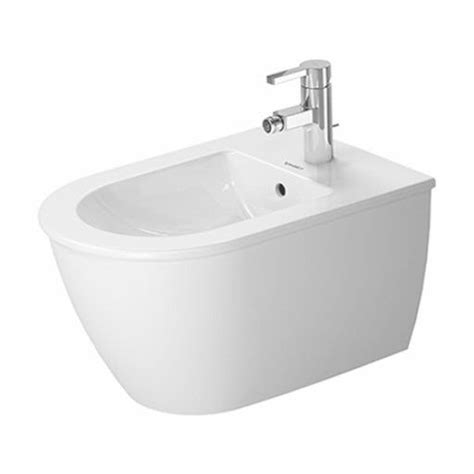 bidet duravit duravit new wall mounted bidet 224915 bath