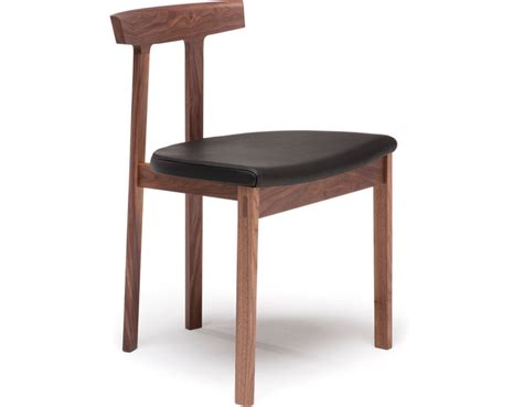torii chair with upholstered seat hivemodern