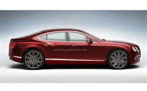 Bentley Door Bentley Looking At Four Door Coupe 2018 Bentley Concept