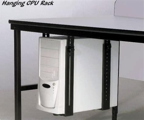 under desk computer shelf under desk cpu rack cpu holder balt moorco 33550 tx