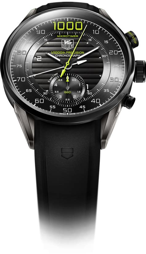Tag Heuer Mikrotimer bl een tag heuer mikrotimer flying 1000