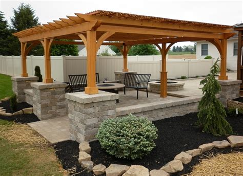 images of pergola pergolas and pavilions the barn raiser quality amish