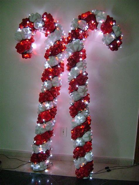 lighted candy cane christmas decor candy cane lane