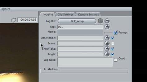 final cut pro youtube settings how to setup a project in final cut pro youtube