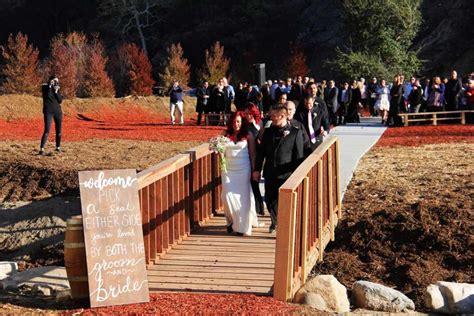 outdoor wedding venues antelope valley ca weddings
