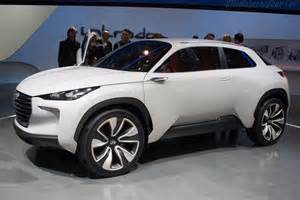 2014 hyundai intrado concept images specifications and