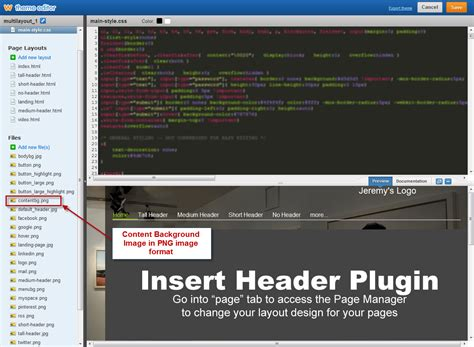 div tag background image customization guide how to change content background color