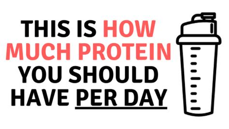 protein grams per day here s how much protein you should per day
