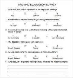 course survey template survey 9 free documents in pdf word
