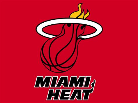 imagenes de basketball miami heat miami heat wallpaper logo wallpapersafari