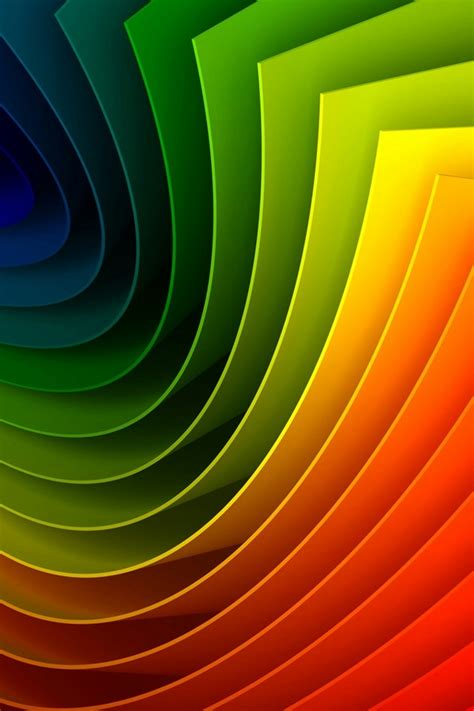 Colorful Wallpaper For Iphone 4 | colorful layers iphone 4 wallpaper and iphone 4s wallpaper