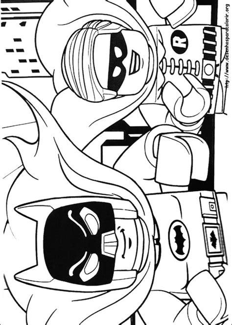 dibujos para colorear batman robin batgirl y batman para imprimir lego batman para colorir