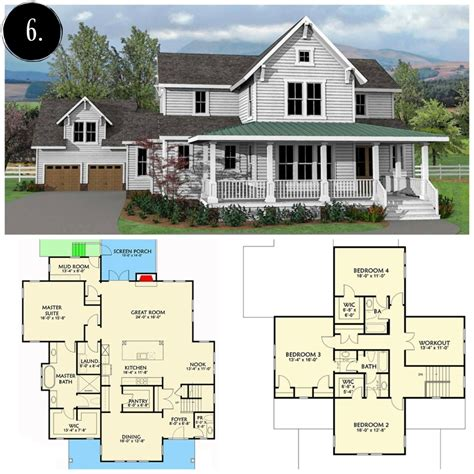farmhouse floorplans 10 modern farmhouse floor plans i rooms for rent