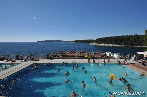 Location Hôtel Resort Croatie Ref 087HORIZONT TAG APP42 Croatiavacances