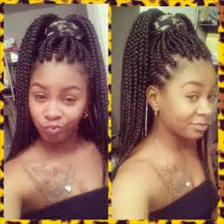 large box braids poetic justice braids youtube