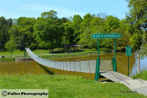 croswell swinging bridge featured city croswell mi mylocalmichigan your