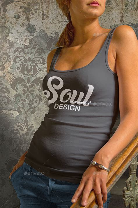 tattoo mockup free download 6 interior girl tank mockups by souldesign graphicriver