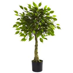 Outdoor Potted Trees 10 Artificial Outdoor Trees You Re Sure To
