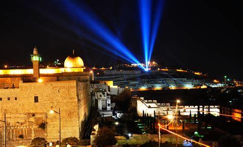 light shows for jerusalem light show 2010