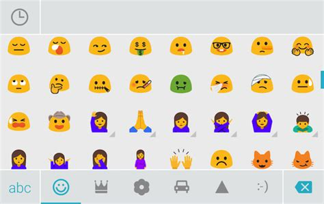 emoji nougat swiftkey 6 4 1 beta brings android nougat emojis fixes