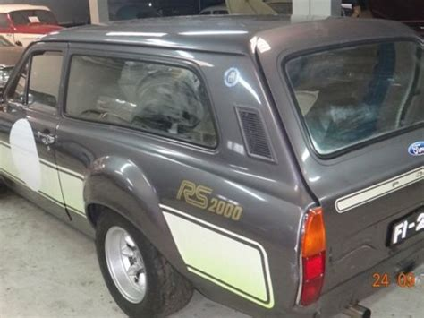 ford escort rs  van satilik collectioncarcom