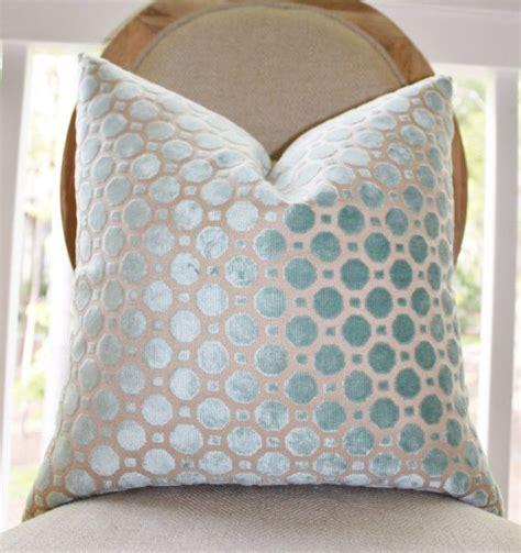 decorative designer pillow cover geometric mineral
