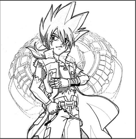 Beyblade Coloring Pages Print   Colors   Coloring Home