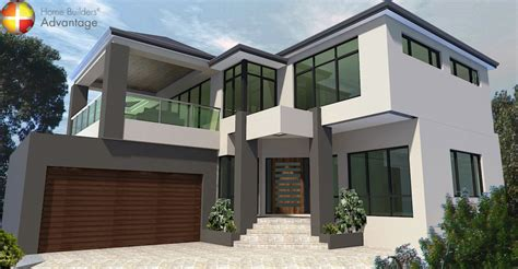 home builder design house house behind house design front elevation