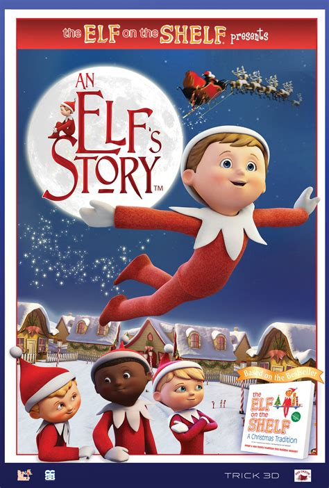 On The Shelf Story by An Elf S Story