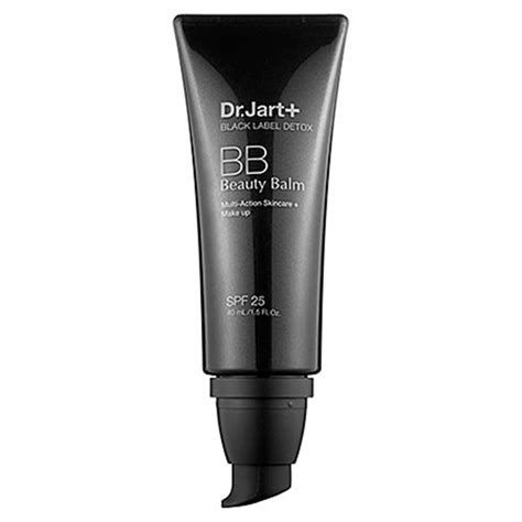 Dr Jart Black Label Detox Bb Balm Spf 25 by Dr Jart Black Label Detox Bb Balm Dr Jart