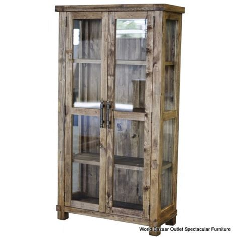 wood display cabinets with glass doors wood display cabinets with glass doors teak display