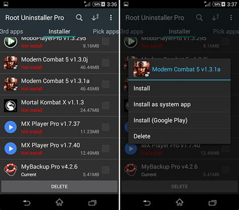 root my phone apk root uninstaller pro v8 3 apk